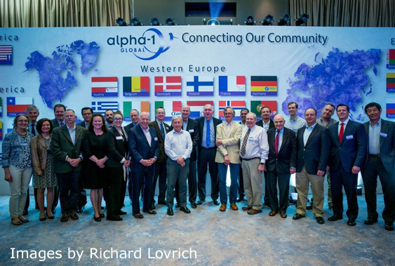 Alpha-1 Global: Forschungskonferenz und Patientenkongress in Lissabon