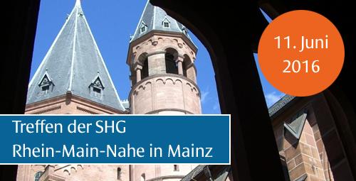 Ankündigung: Treffen Alpha1 Deutschland in Mainz