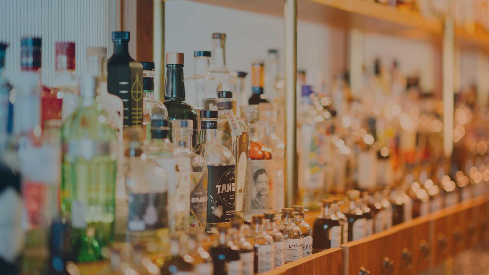 Alkohol - Symbolbild