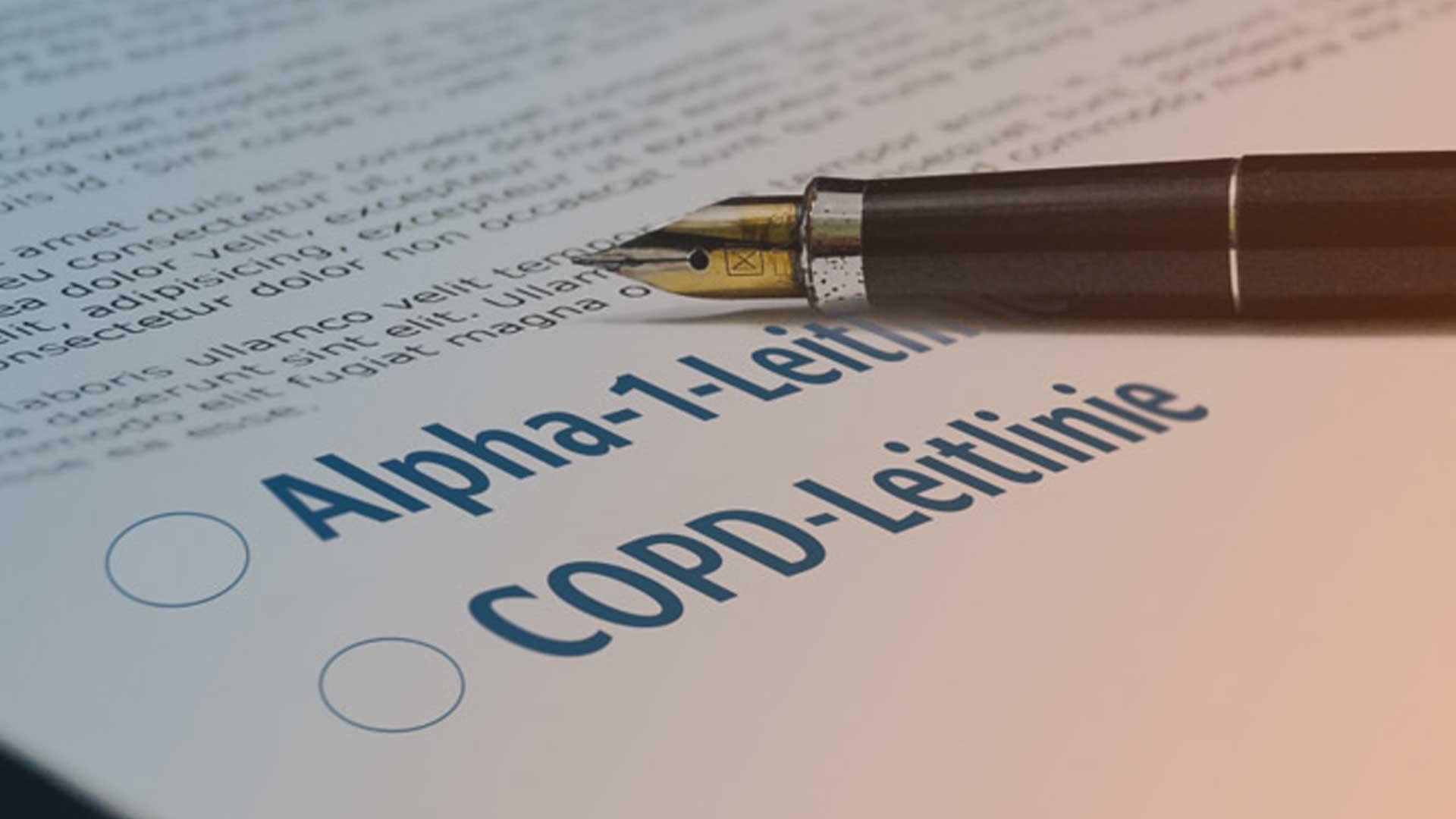 Was bedeuten Leitlinien und DMP für den Patienten?