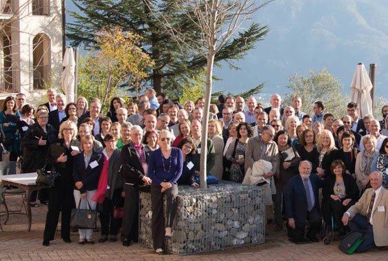 Der 5. globale Alpha-1 Patienten-Kongress 19. bis 12. April 2015 in Barga, Italien