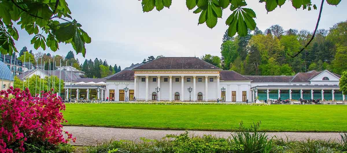 Schloss Baden-Baden