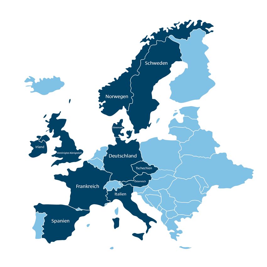 Alfa Europaausdehnung