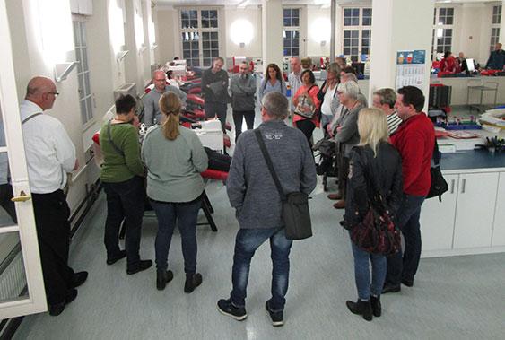 Gruppenleiter-Treffen 2019 in Leipzig