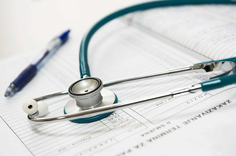 Terminplan bei Arzt