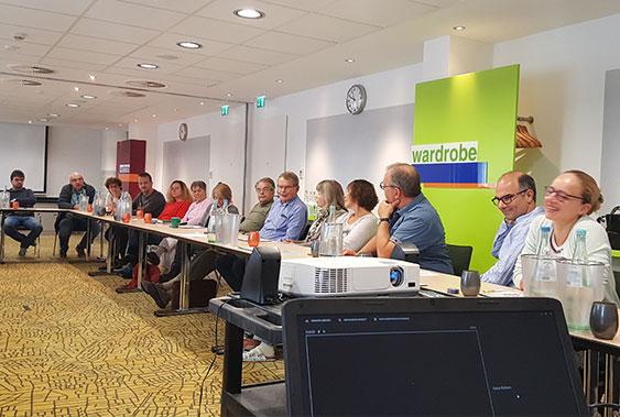 Das Gruppenleitertreffen 2017: Informativ, familiär-freundlich, emotional