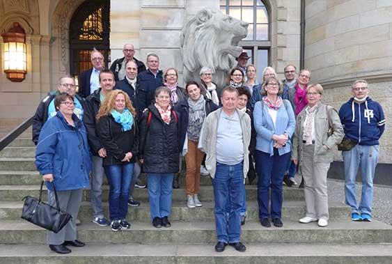 Viele neue Gesichter beim Gruppenleitertreffen von Alpha1 Deutschland in Hannover