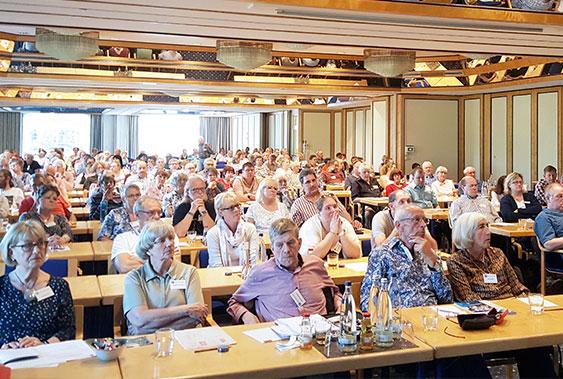 Mitgliederversammlung und Infotag 2018 in Göttingen