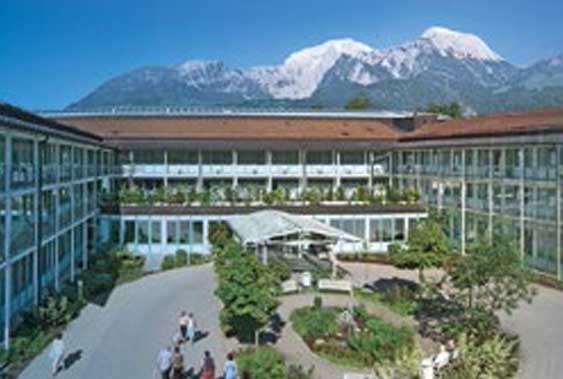 Die Schön Klinik im Berchtesgadener Land: Pneumologische Rehabilitation auf höchstem Niveau