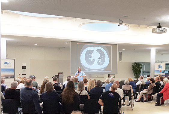 MHH – Das erste Patientenseminar  der Medizinischen Hochschule Hannover