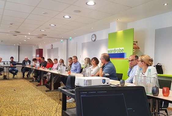 Gruppenleitertreffen 2017 in Nürnberg