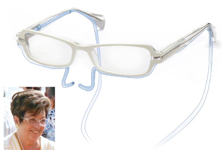 Nasenbrille