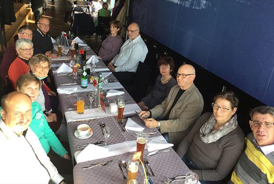 Treffen der SHG Sachsen & Sachsen-Anhalt – Ein überraschendes Ende