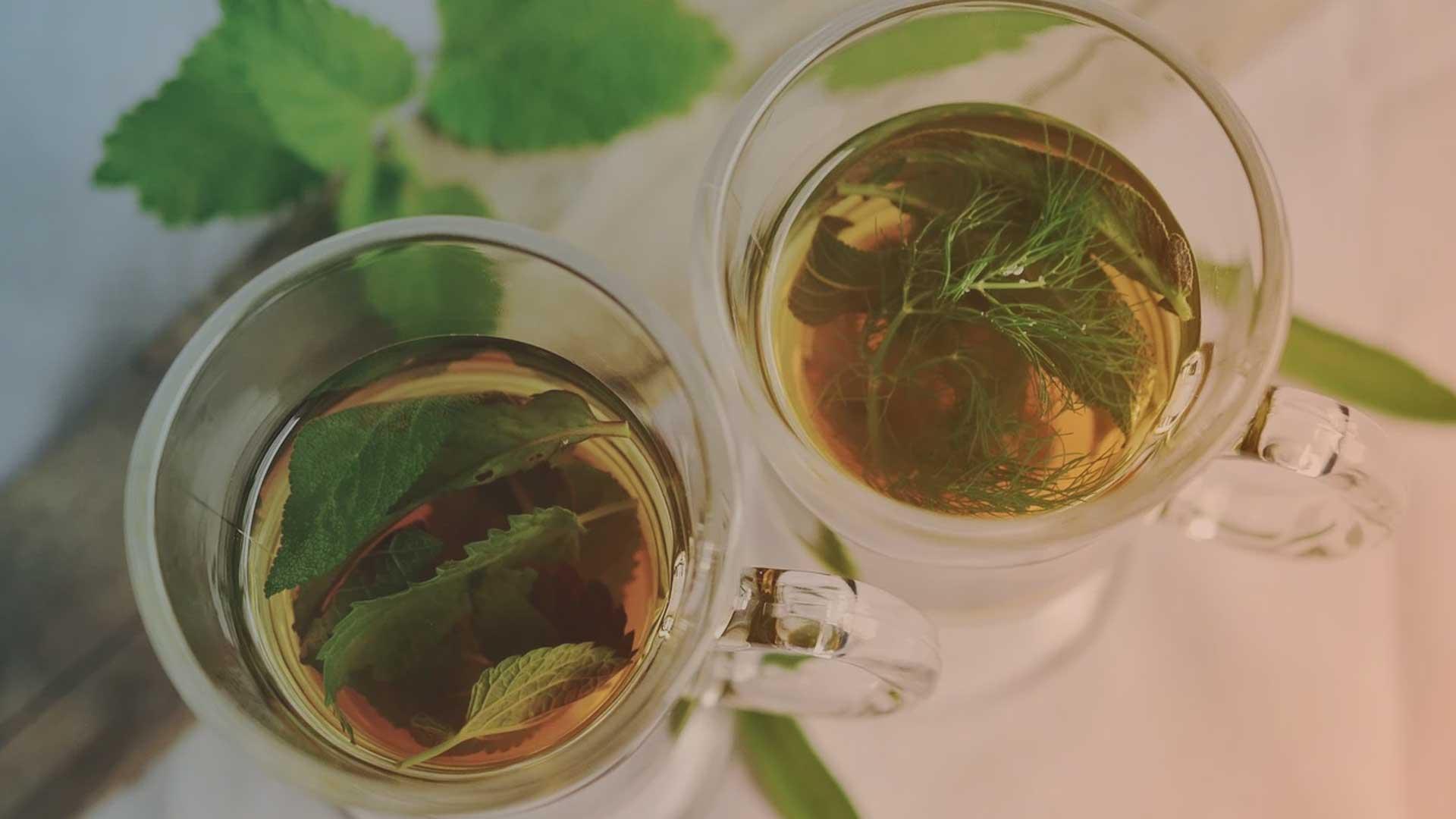 Tee mit Salbei