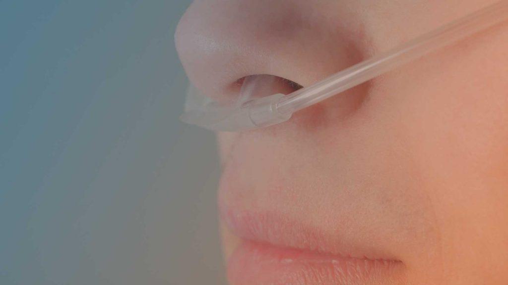 Sauerstoff Langzeittherapie