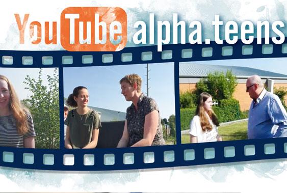 Filmen wie die Profis: Medienworkshop der Alpha1-Jugendlichen