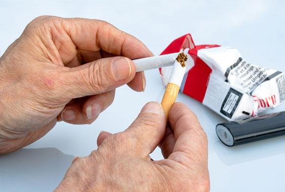 Bei einem Mangel an Alpha-1-Antitrypsin muss Rauchen tabu sein