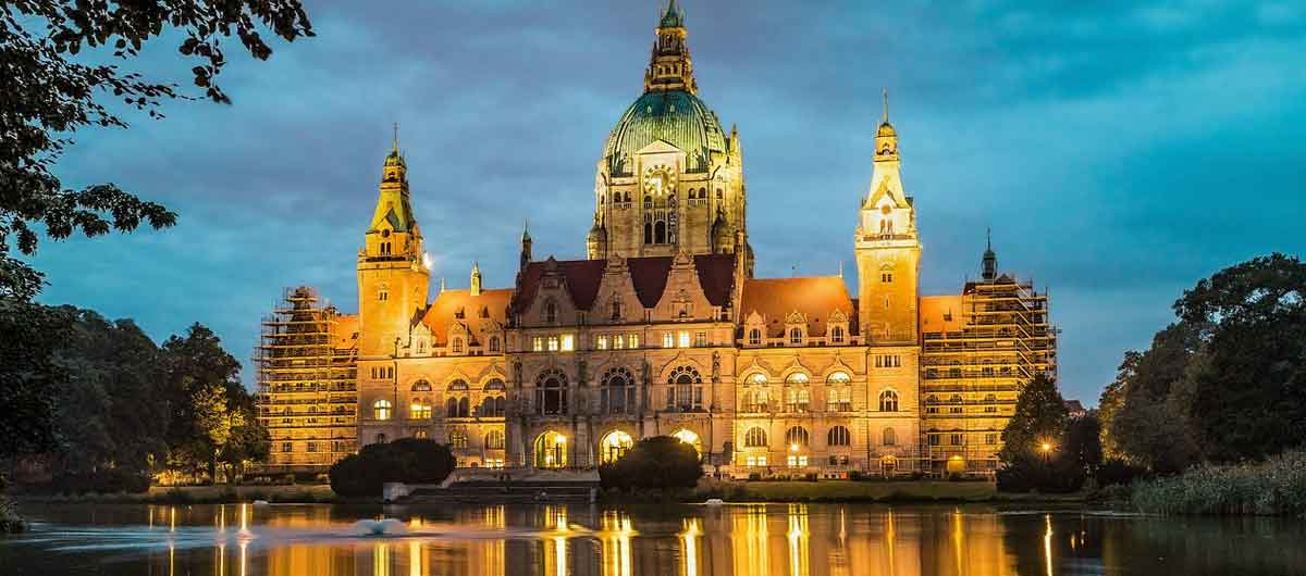 Hannover Rathaus